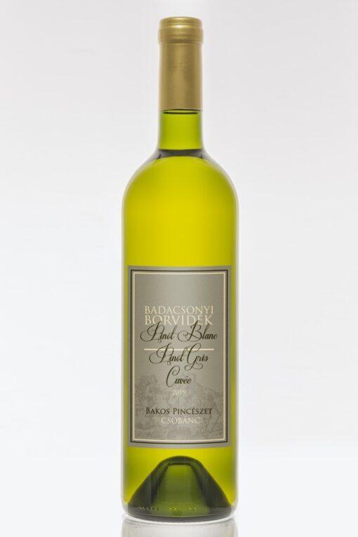 Pinot Blanc & Pinot Gris Cuveé Virgin Edition | 2019.