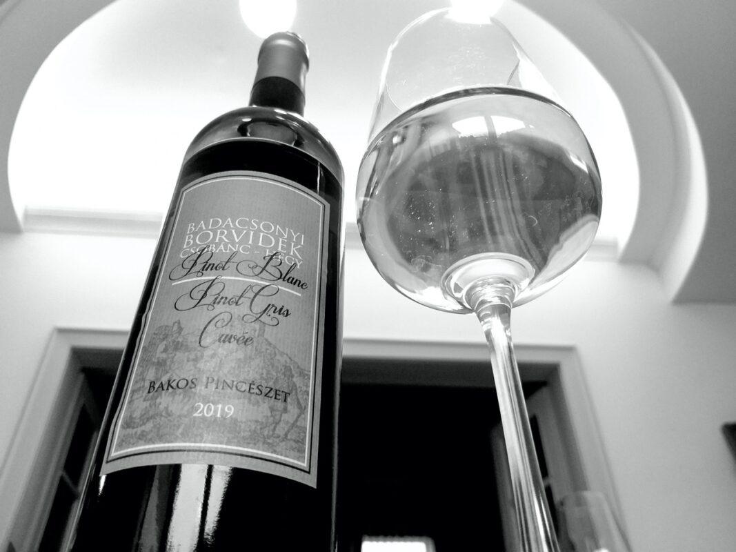 Pinot Blanc & Pinot Gris Cuveé Virgin Edition